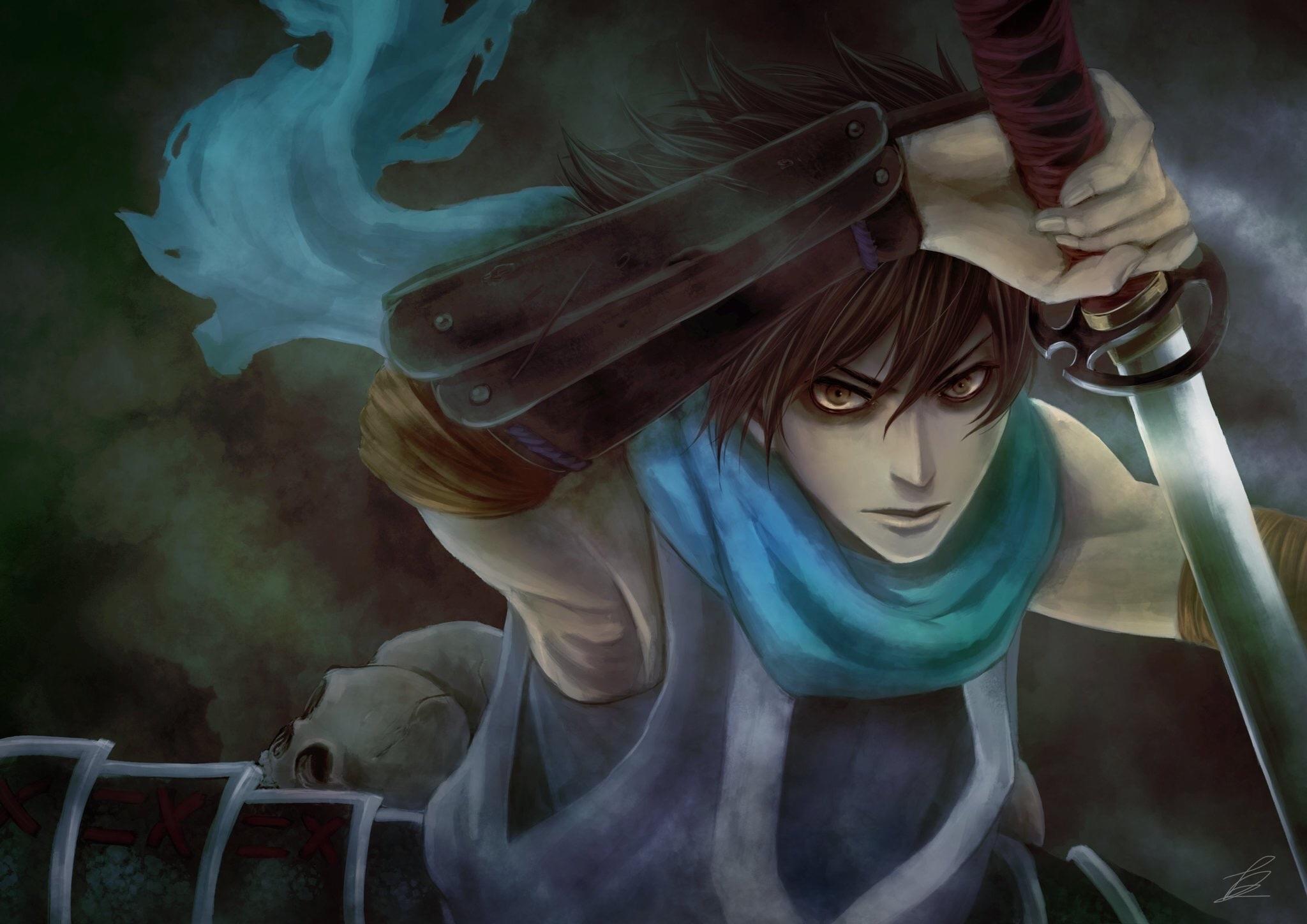 Muramasa The Demon Blade Hd Wallpaper Background Image