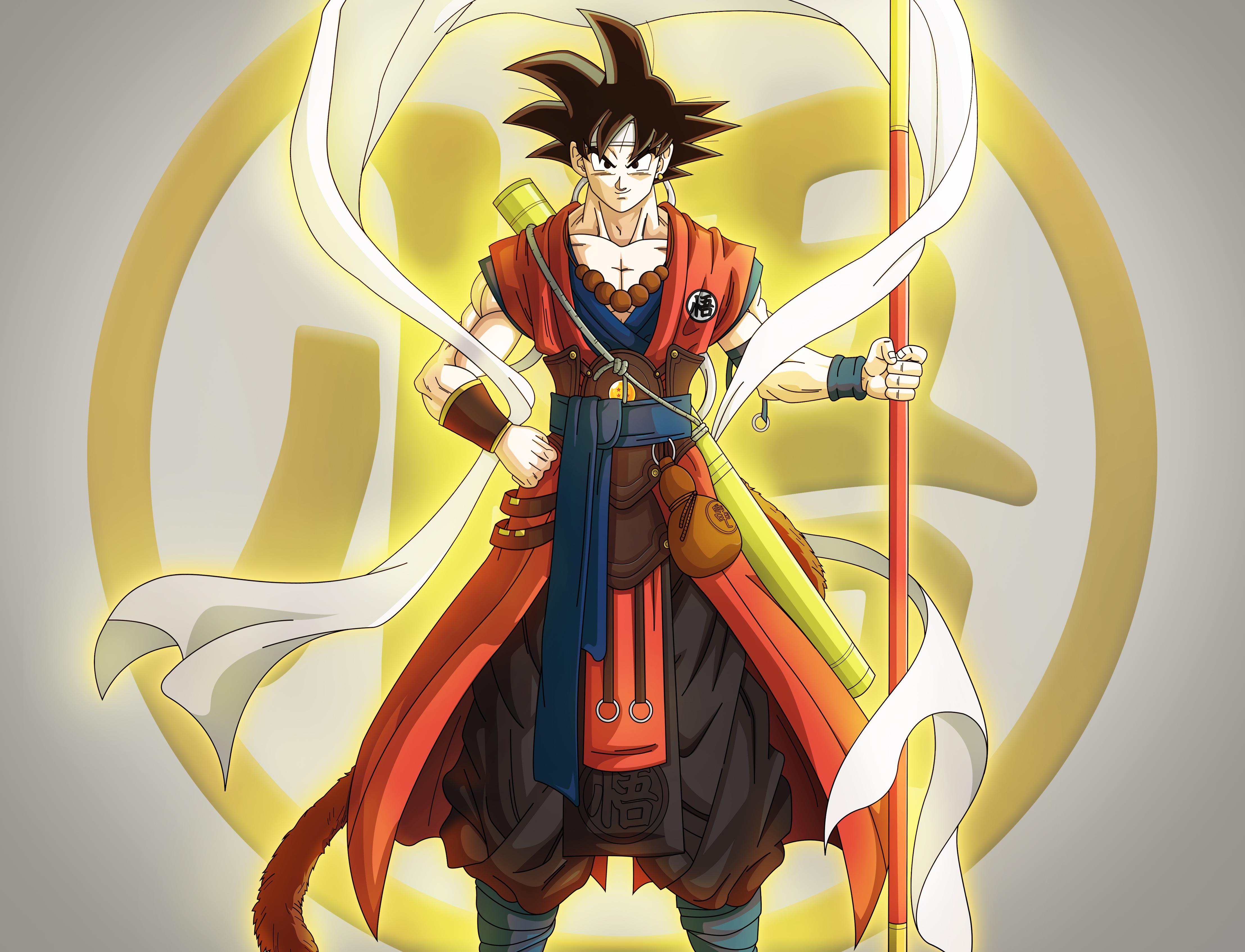 Goku 4k Ultra Hd Wallpaper Background Image 4431x3390 Id 1008129 Wallpaper Abyss