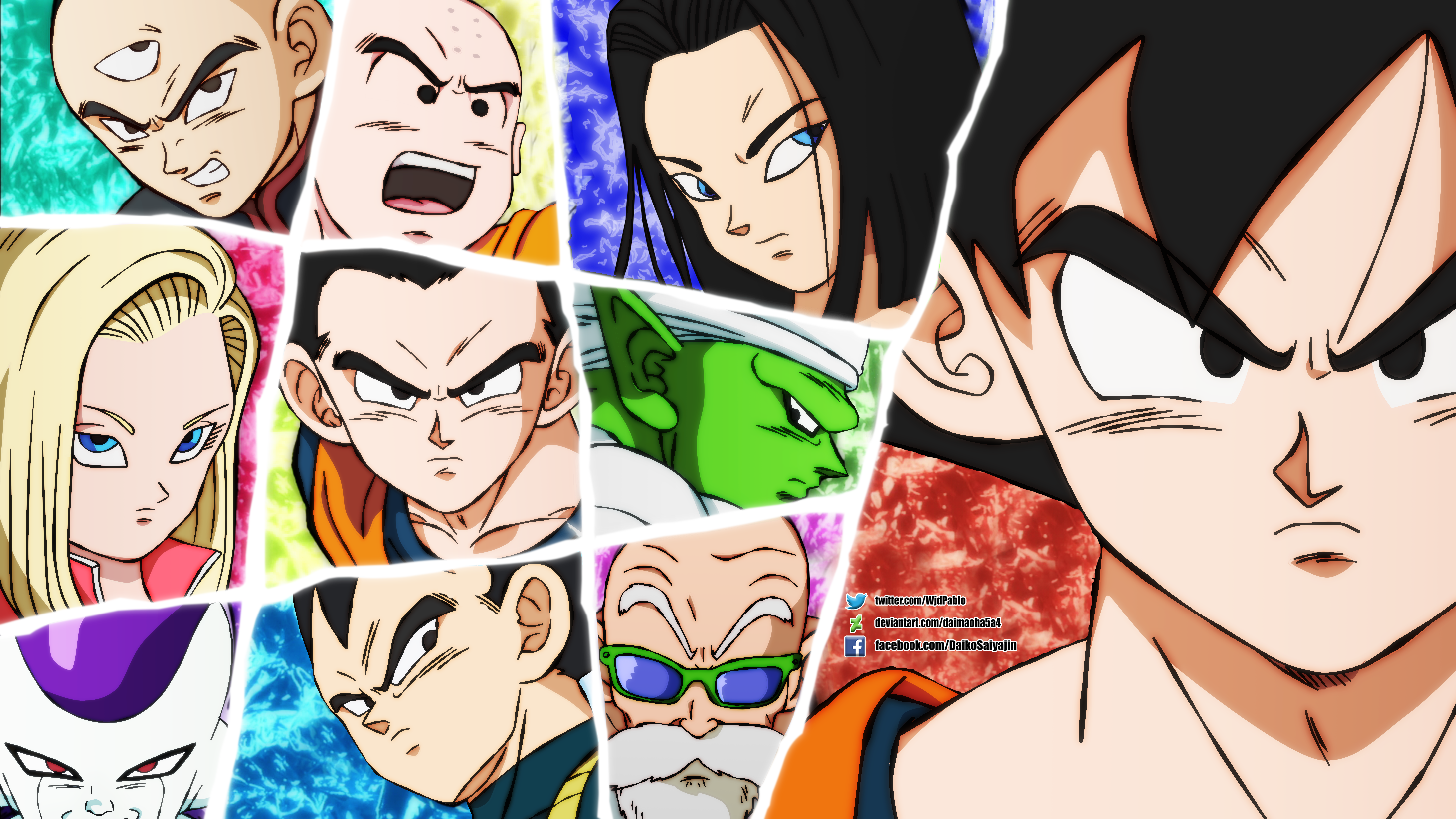 Tournament Of Power Hd Wallpaper Background Image 2920x1642