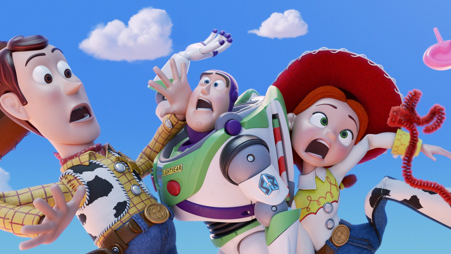 Toy story 4 hd wallpaper background image 1920x1080 - Toy story wallpaper ...