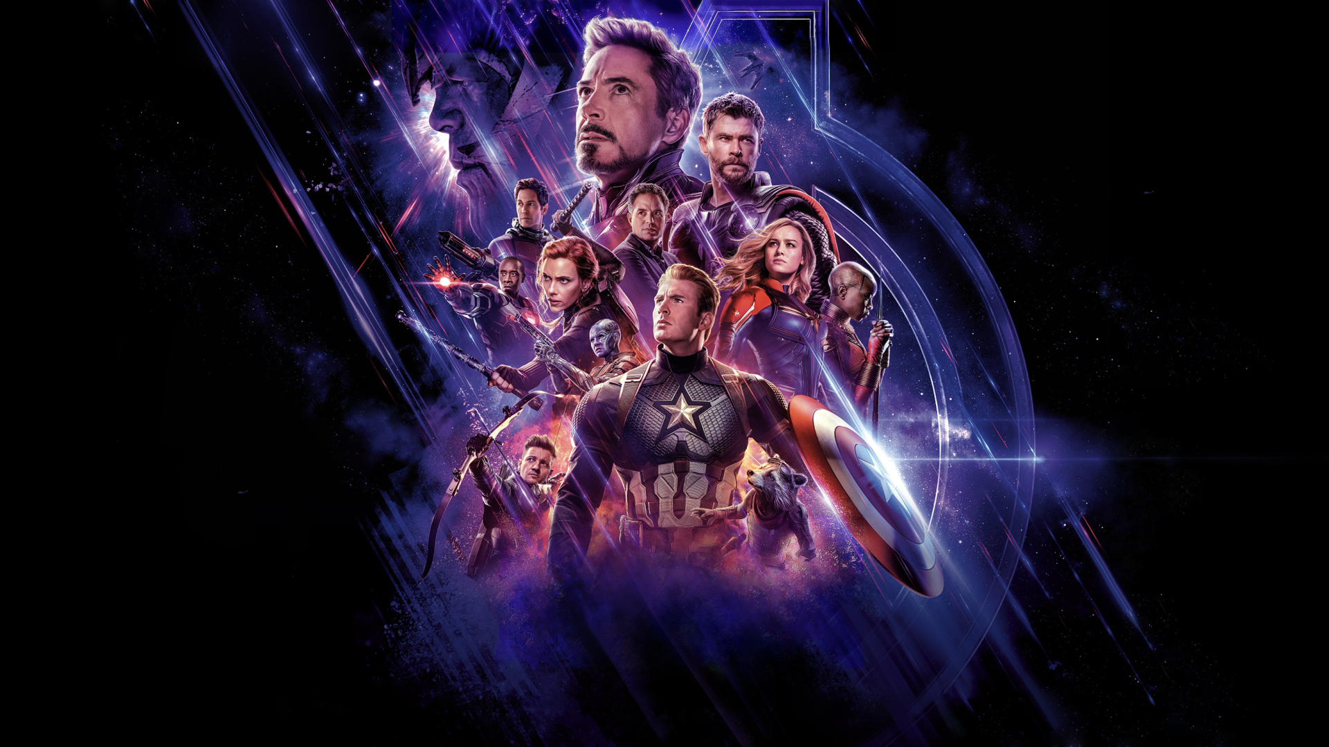 260 Avengers Endgame Hd Wallpapers Background Images Wallpaper