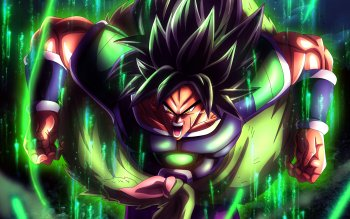 59 4k Ultra Hd Broly Dragon Ball Wallpapers Background Images Wallpaper Abyss