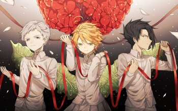 30 Norman The Promised Neverland Hd Wallpapers Background Images Wallpaper Abyss