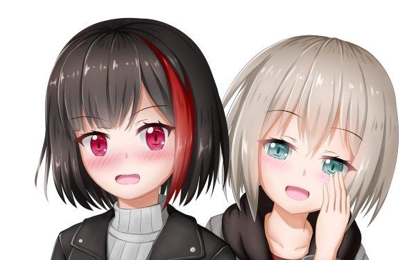 Anime BanG Dream! Girls Band Party! Ran Mitake Moca Aoba Fondo de pantalla HD | Fondo de Escritorio