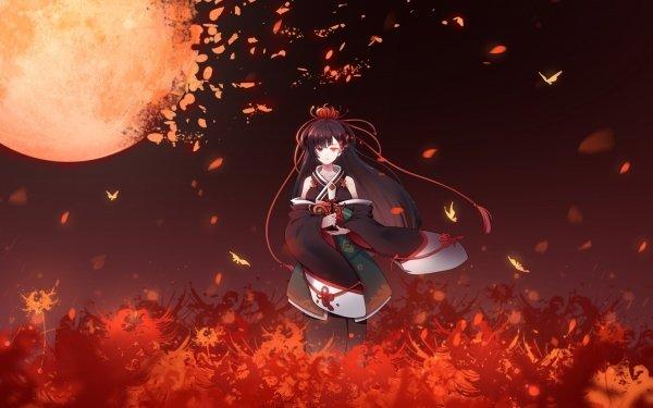 Anime Onmyoji Higanbana HD Wallpaper | Background Image