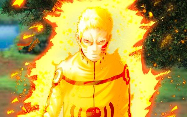Anime Boruto Naruto Naruto Uzumaki HD Wallpaper   Background Image