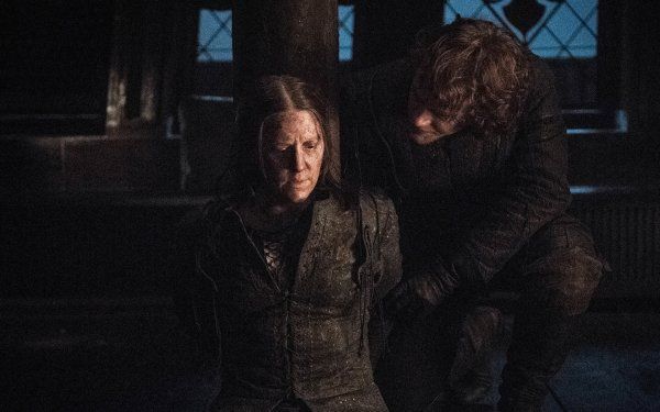 TV Show Game Of Thrones Yara Greyjoy Gemma Whelan Theon Greyjoy Alfie Allen HD Wallpaper   Background Image
