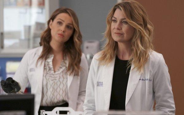 TV Show Grey's Anatomy HD Wallpaper | Background Image