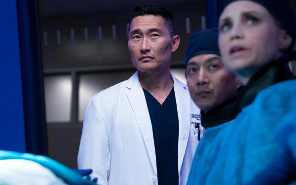 TV Show The Good Doctor Will Yun Lee Fiona Gubelmann Daniel Dae Kim HD Wallpaper | Background Image