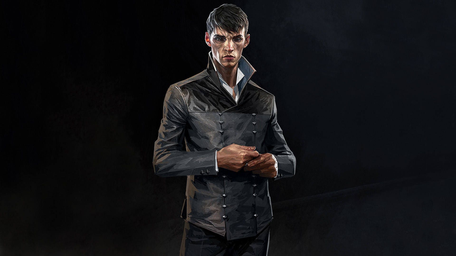 Dishonored 2 Hd Wallpaper Background Image 1920x1080 Id