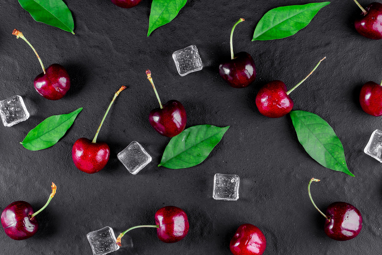 Обои ice, ягода, обои, Вишня. Еда foto 8