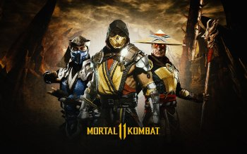 49 Mortal Kombat 11 Hd Wallpapers Background Images Wallpaper