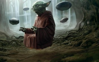 10 4k Ultra Hd Yoda Wallpapers Background Images Wallpaper Abyss