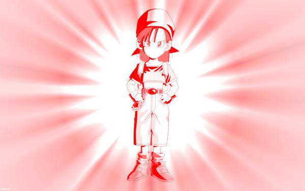 Anime Dragon Ball GT Dragon Ball Pan Super Saiyan 4 HD Wallpaper | Background Image