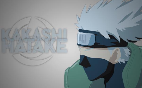 Anime Naruto Kakashi Hatake HD Wallpaper | Hintergrund