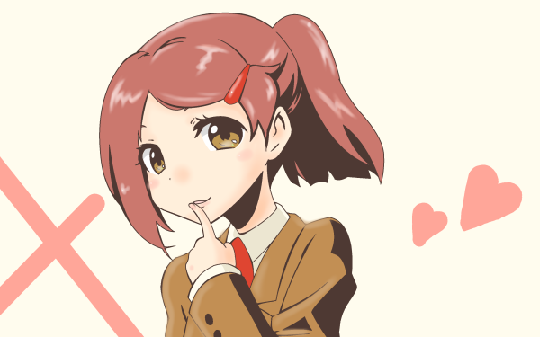 Anime Kiss×sis Ako Suminoe HD Wallpaper   Background Image