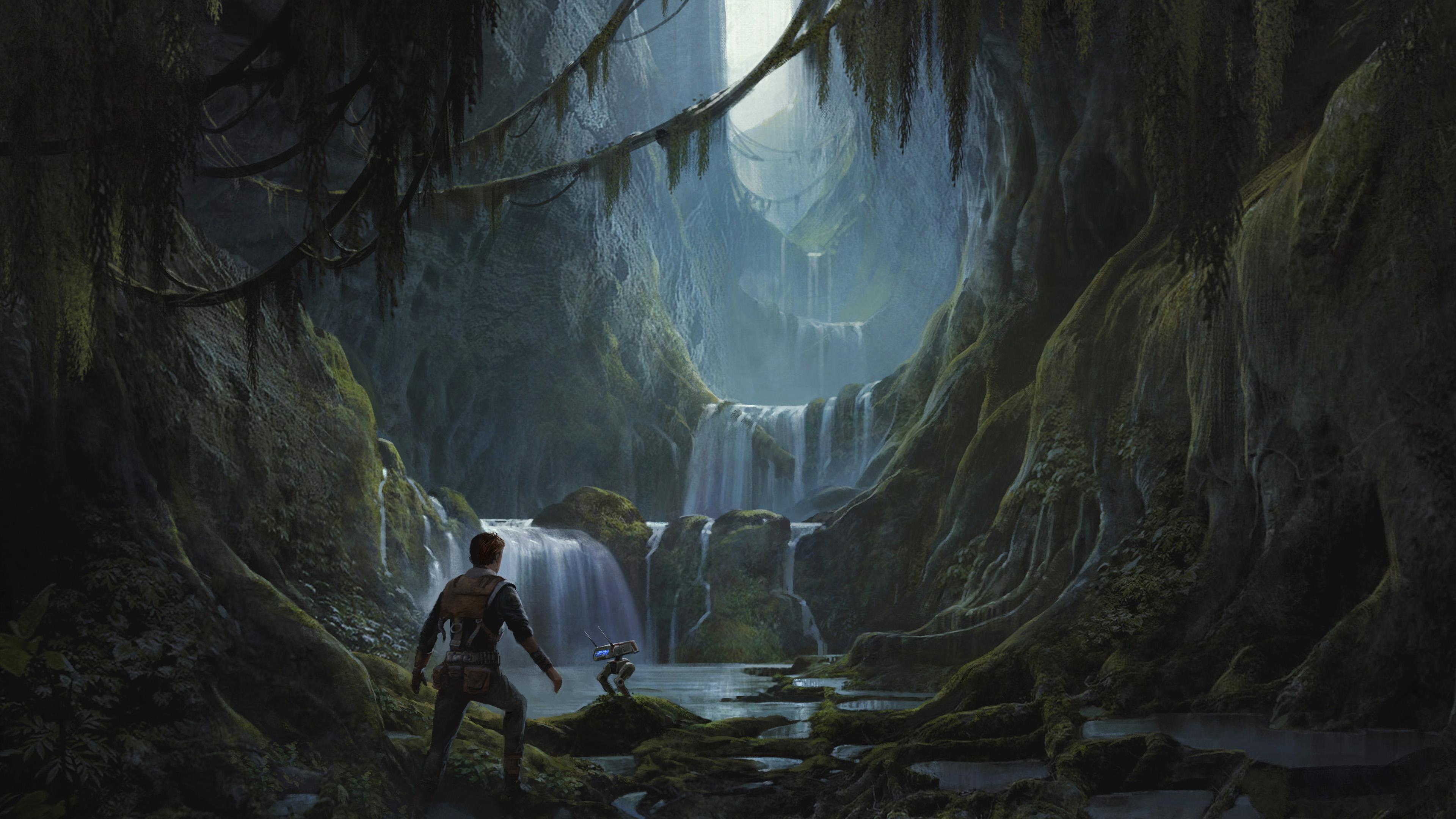 Star Wars Jedi: Fallen Order 4k Ultra HD Wallpaper ...