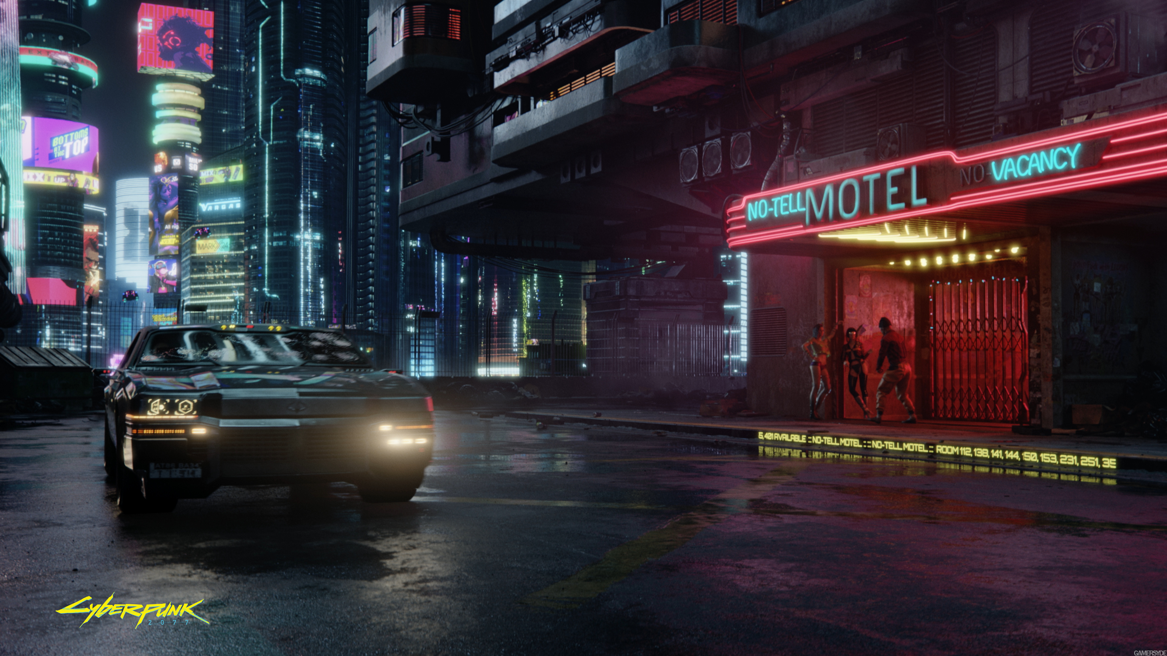 Cyberpunk 2077 4k Ultra Hd Wallpaper Background Image 3840x2160 Id 1022113 Wallpaper Abyss