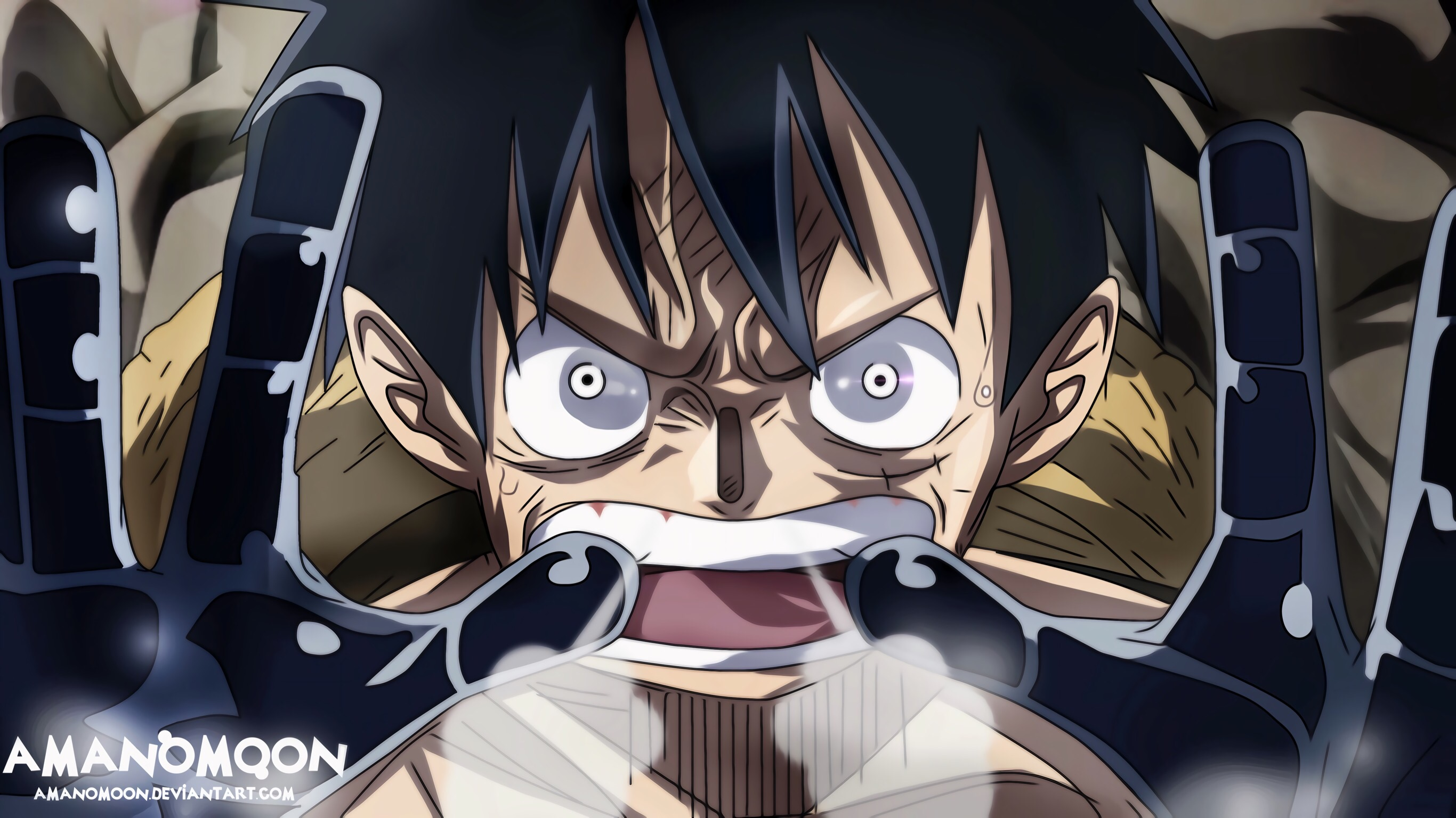 One Piece Hd Wallpaper Background Image 2732x1536 Id