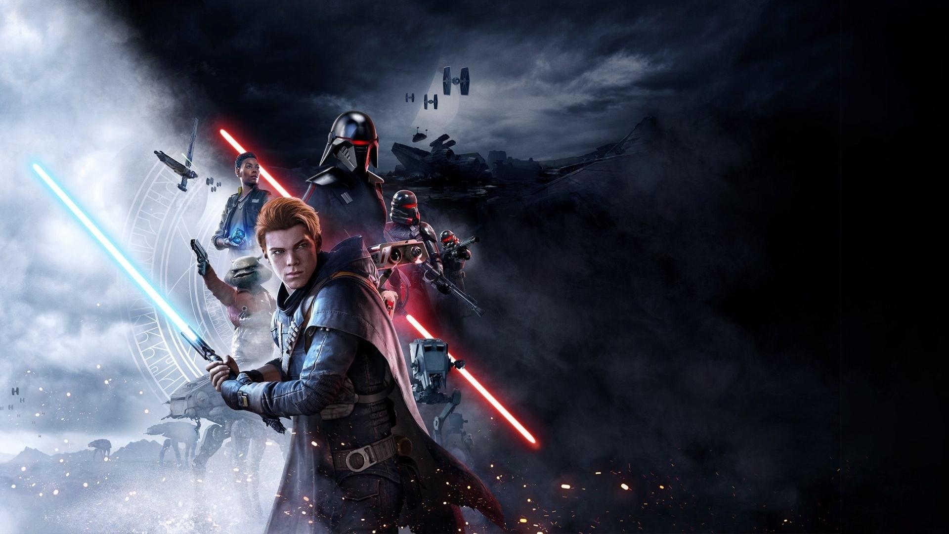 48 Star Wars Jedi Fallen Order Hd Wallpapers Background Images