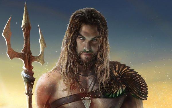 Comics Aquaman DC Comics HD Wallpaper   Background Image