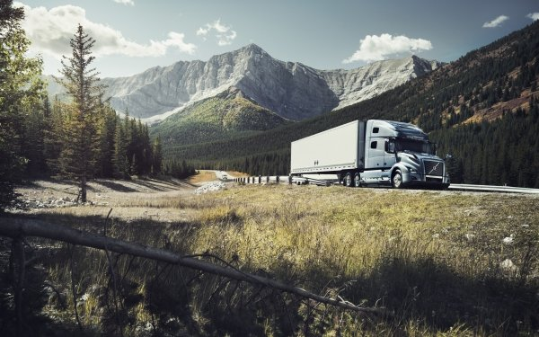 Vehicles Truck Volvo HD Wallpaper   Background Image