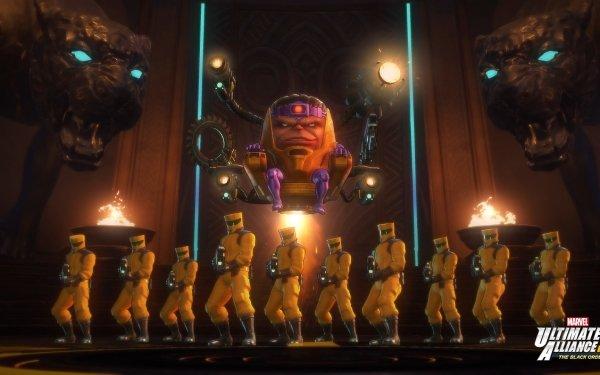 Videojuego Marvel Ultimate Alliance 3: The Black Order Modok Fondo de pantalla HD | Fondo de Escritorio