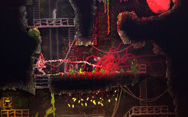 Video Game Carrion HD Wallpaper   Background Image