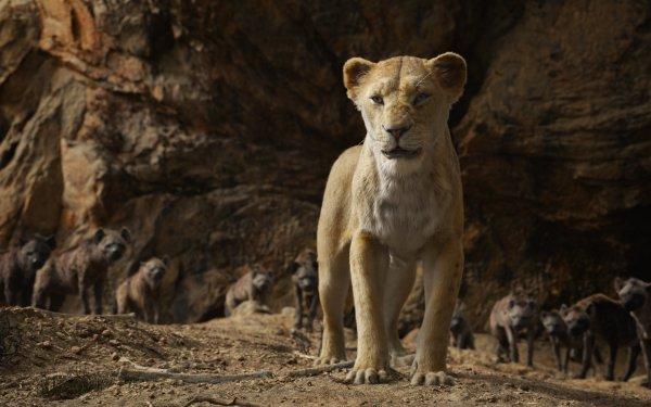 Movie The Lion King (2019) Sarabi HD Wallpaper | Background Image