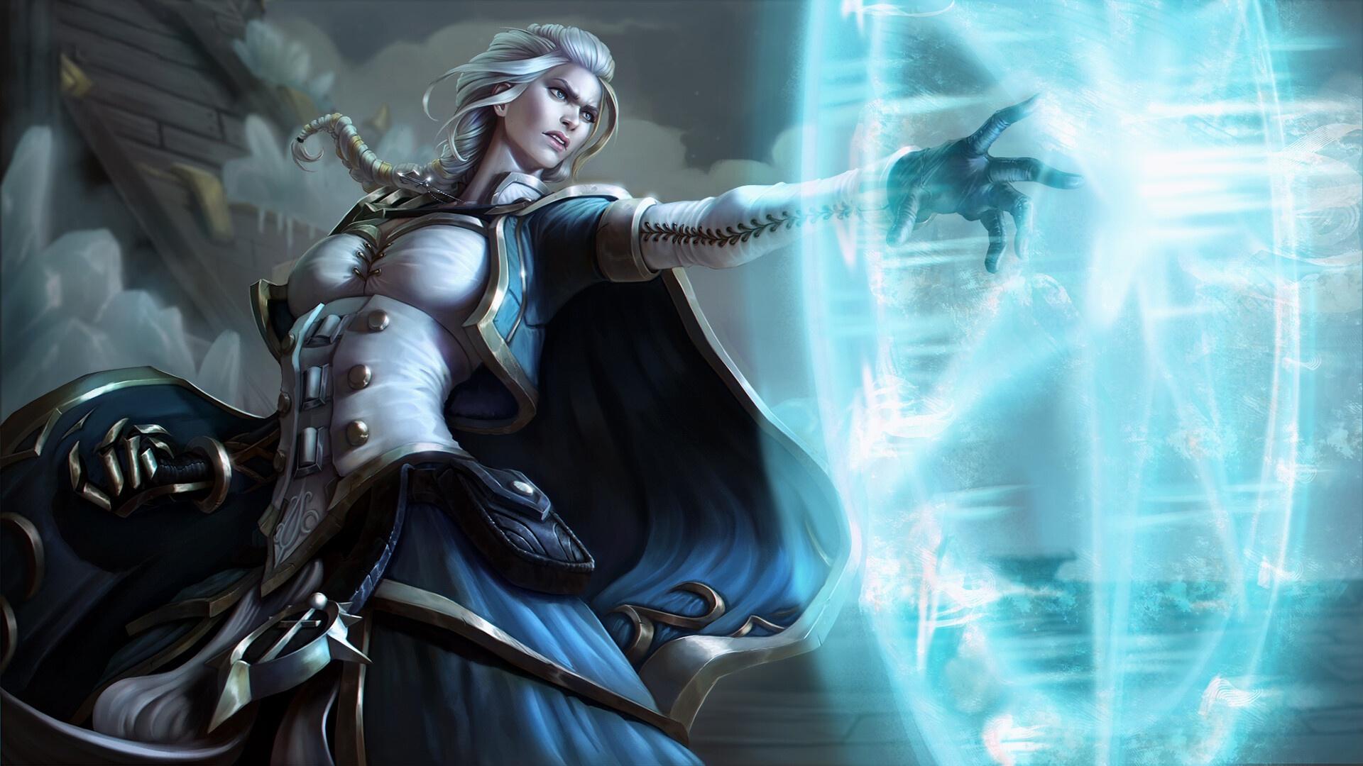 World Of Warcraft Hd Wallpaper Background Image 1920x1080 Id