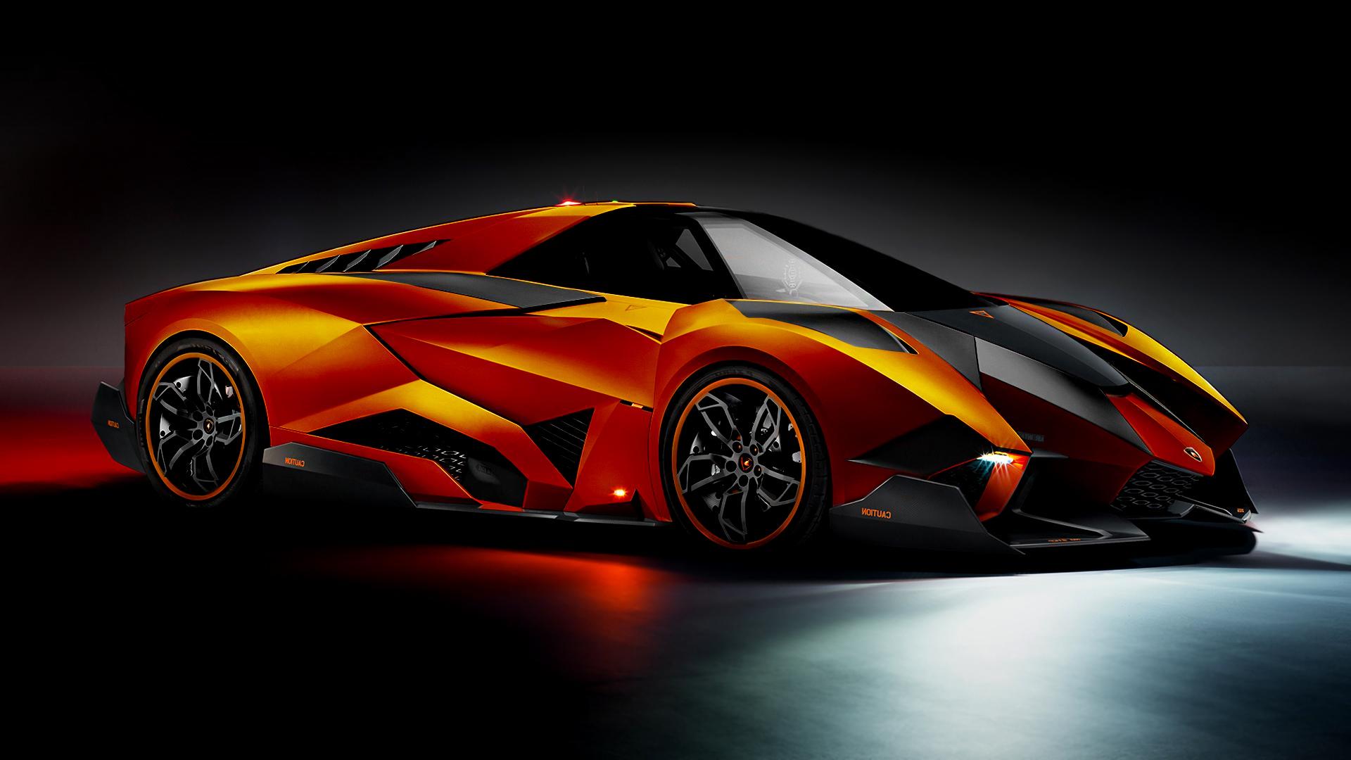 Lamborghini Egoista HD Wallpaper | Background Image ...