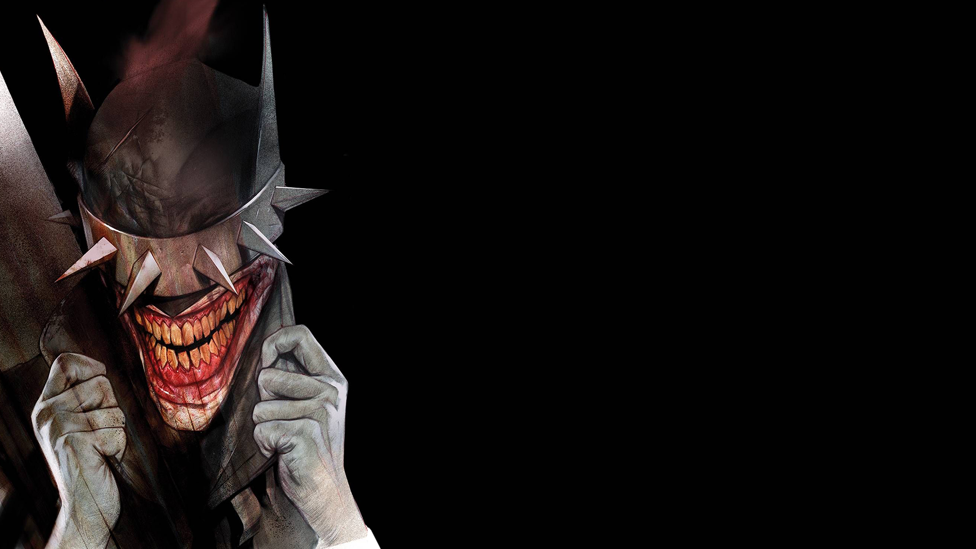 The Batman Who Laughs Hd Wallpaper Background Image 1920x1080
