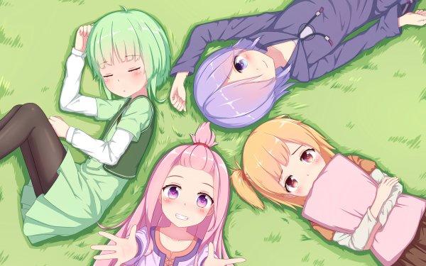 Anime Sukasuka Collon Rin Purgatrio Almita Tiat Siba Igleo Pannibal Nox Katena HD Wallpaper | Background Image