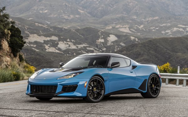 Vehicles Lotus Evora Lotus Lotus Evora GT Lotus Cars Car Sport Car Supercar Blue Car HD Wallpaper | Background Image