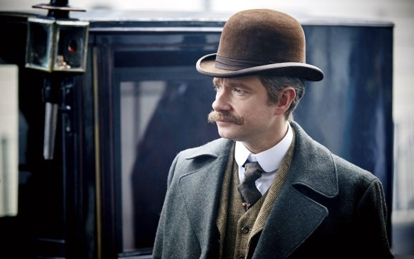 TV Show Sherlock Sherlock Holmes Martin Freeman John H. Watson HD Wallpaper | Background Image