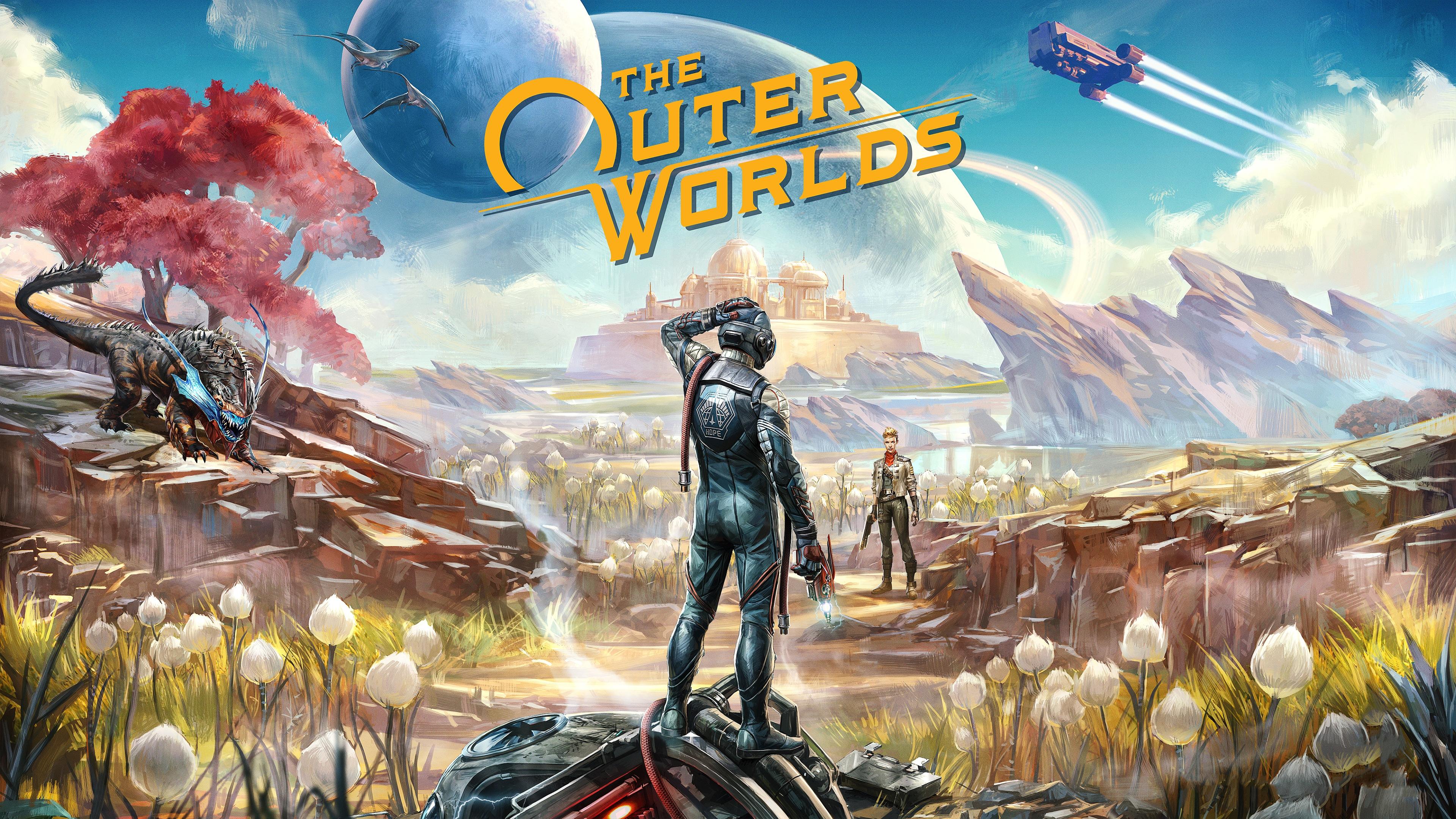 天外世界游戏图片 高清壁纸 游戏壁纸-第3张
