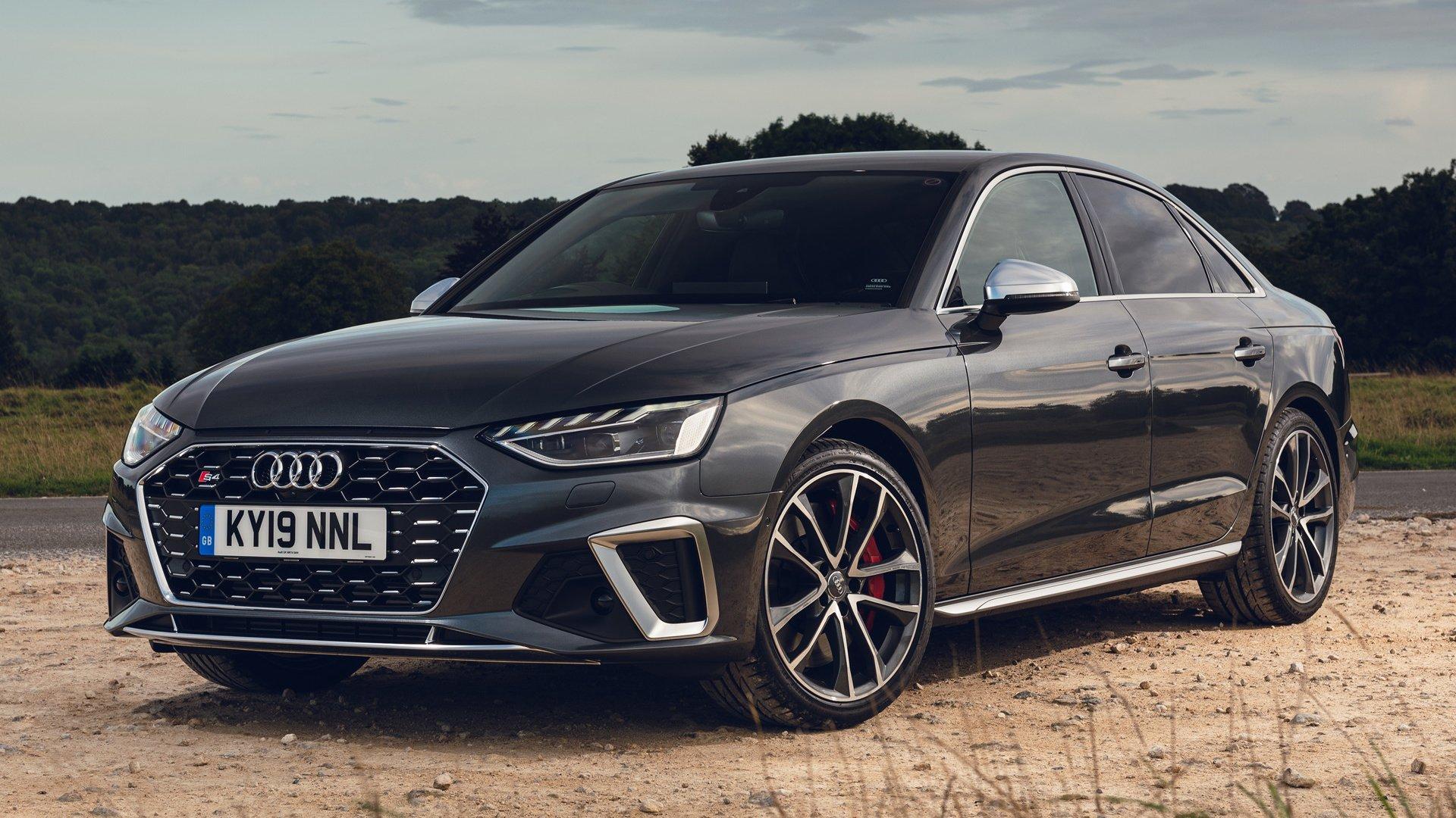 2019 Audi S4 Hd Wallpaper Background