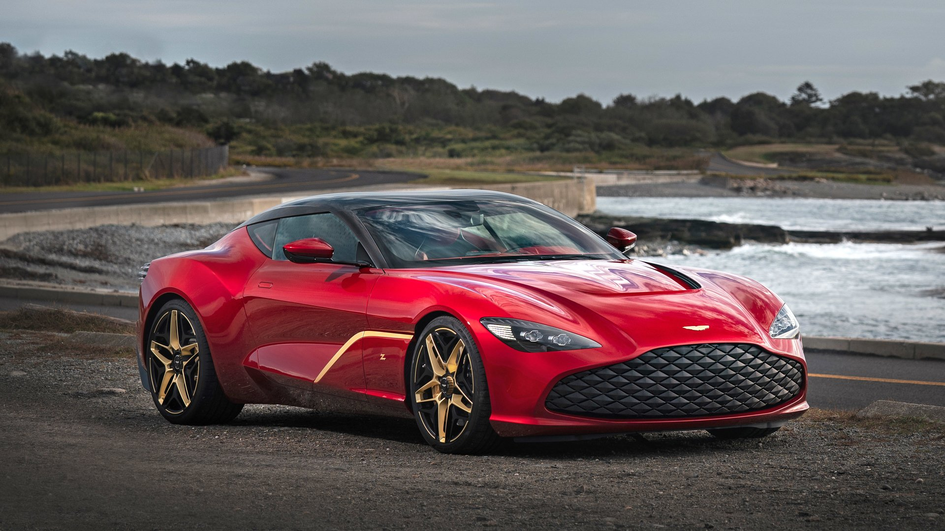7 Aston Martin Dbs Gt Zagato Hd Wallpapers Background Images Wallpaper Abyss