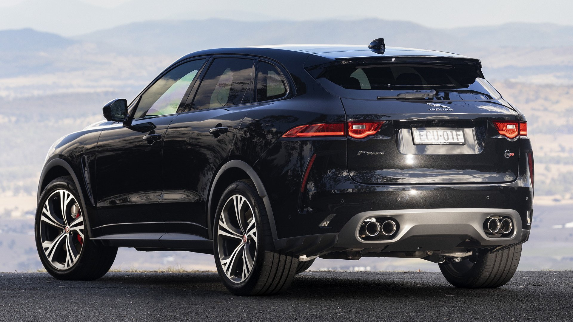 11 Jaguar F Pace Svr Hd Wallpapers Background Images Wallpaper Abyss