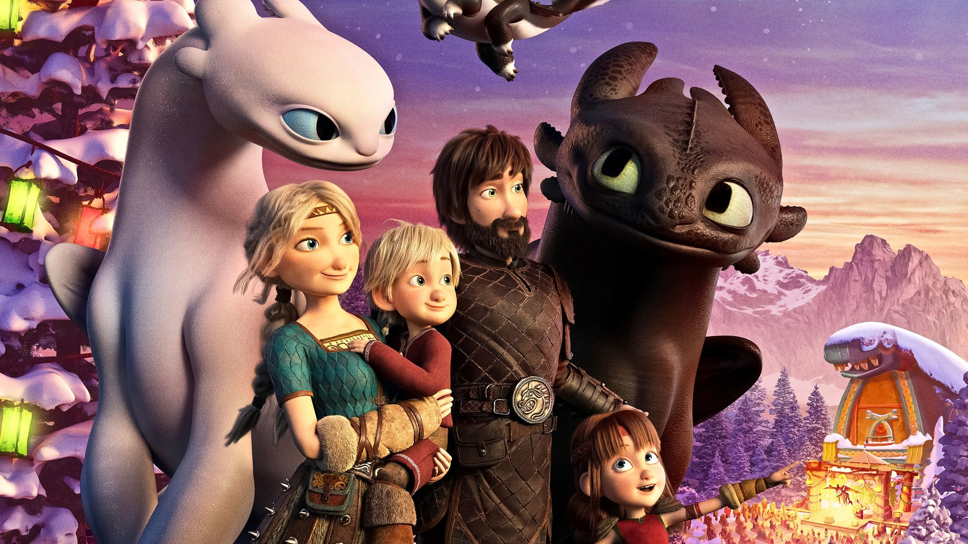 How to Train Your Dragon: Homecoming HD Wallpapers ...