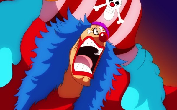 Anime One Piece Buggy HD Wallpaper   Background Image