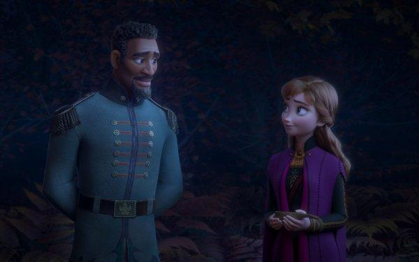 Movie Frozen 2 Anna HD Wallpaper | Background Image