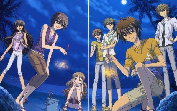 Anime Special A Ryū Tsuji Kei Takishima Jun Yamamoto Megumi Yamamoto Akira Tōdō Hikari Hanazono Tadashi Karino HD Wallpaper   Background Image