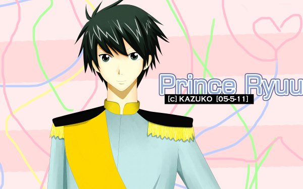 Anime Special A Ryū Tsuji HD Wallpaper   Background Image