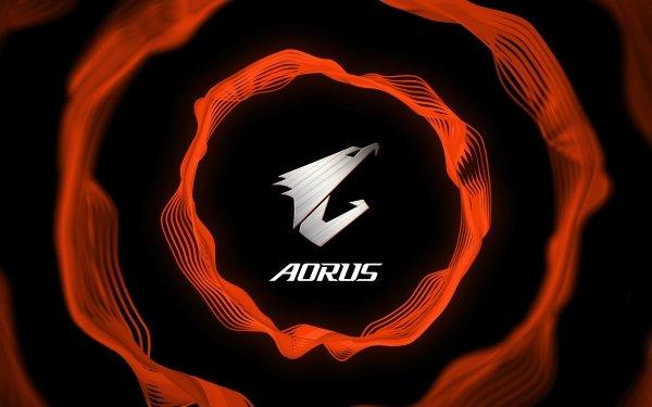 Technology Gigabyte AORUS HD Wallpaper   Background Image