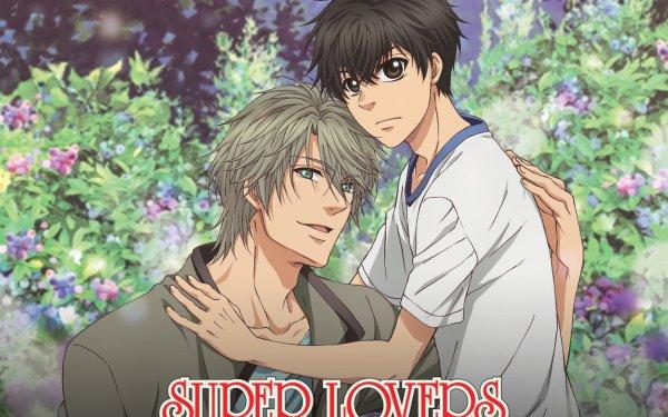 Anime Super Lovers Ren Kaidou Haru Kaidou Yaoi HD Wallpaper | Background Image