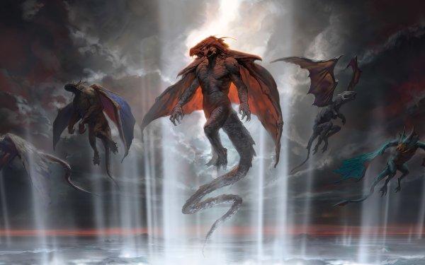 Sci Fi Creature HD Wallpaper | Background Image