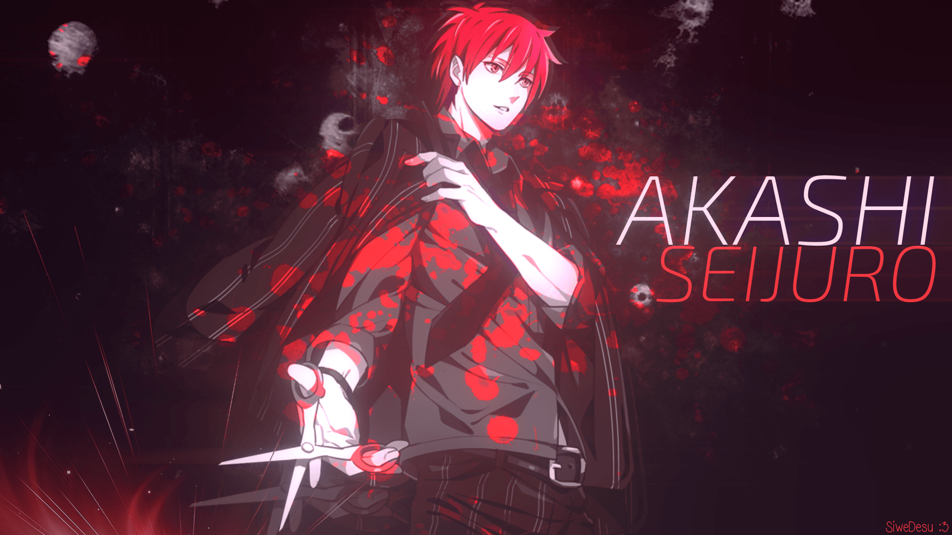 Akashi Seijuro Hd Wallpaper Background Image 1920x1080 Id 1053917 Wallpaper Abyss