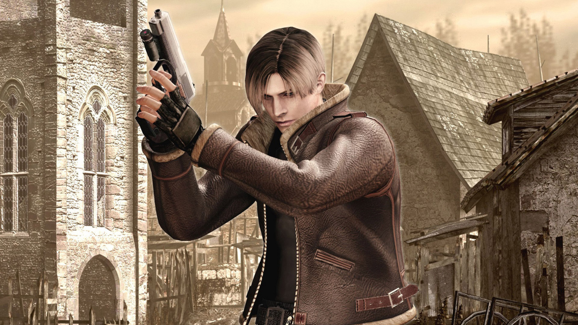 Resident Evil 4 Hd Wallpaper Background Image 1920x1080 Id