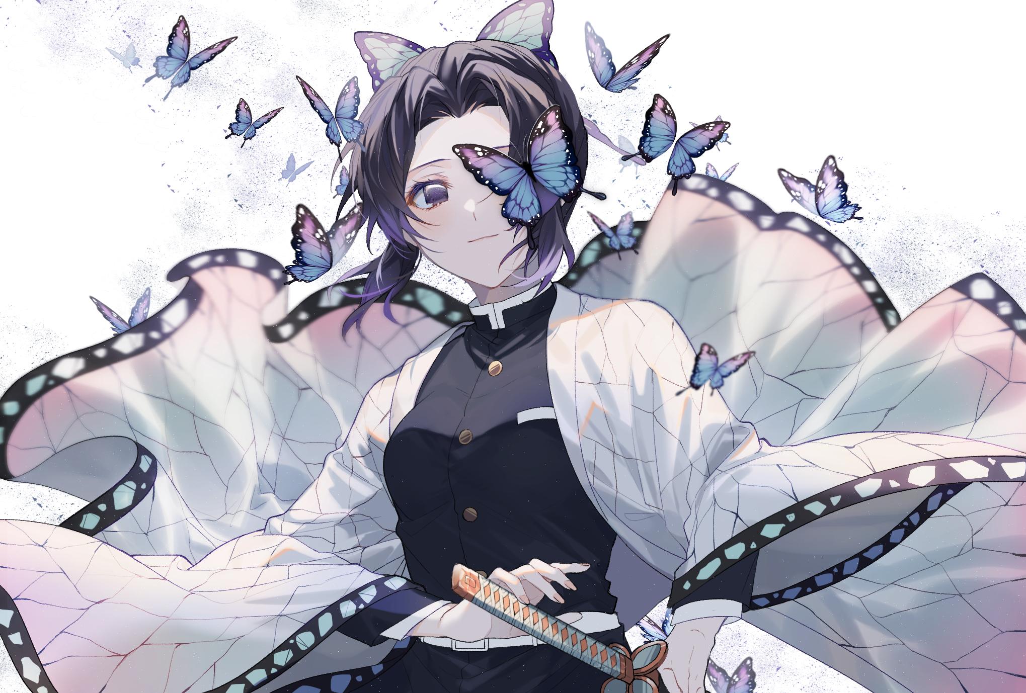 Shinobu Kochou HD Wallpaper   Background Image   2039x1378   ID:1058036 - Wallpaper Abyss